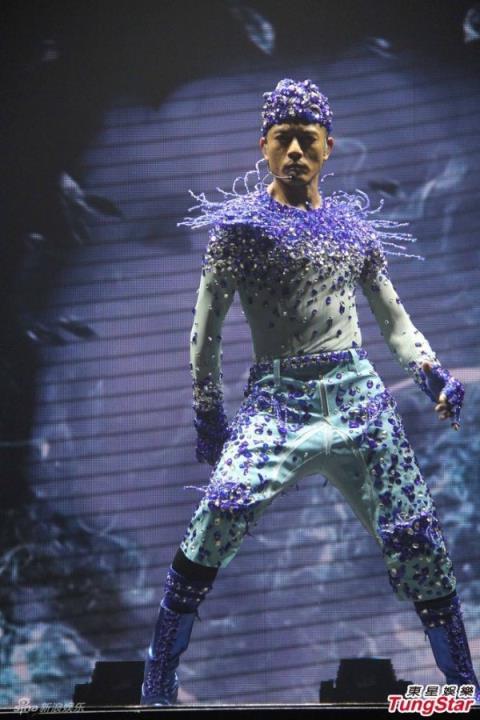 'Thiên vương' Quách Phú Thành hứa tặng fan buổi hòa nhạc 'đáng nhớ'