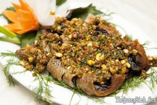 3 món nướng hải sản ngon đất Quảng Bình
