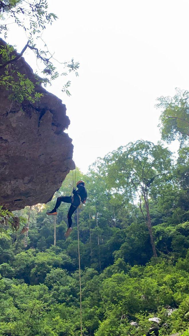 3 ngày 2 đêm khám phá hang động Pygmy ở Quảng Bình