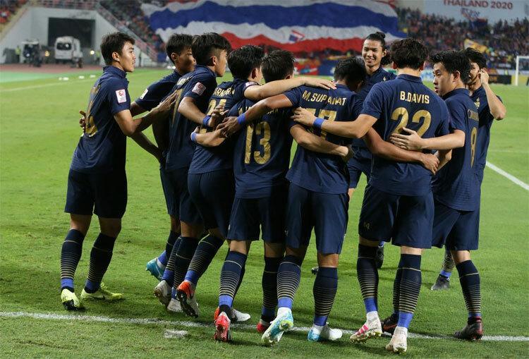 5 điểm nhấn khi Thái Lan vào tứ kết