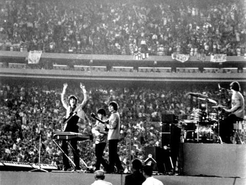 50 năm Beatles làm 'rung chuyển' Sân vận động Shea