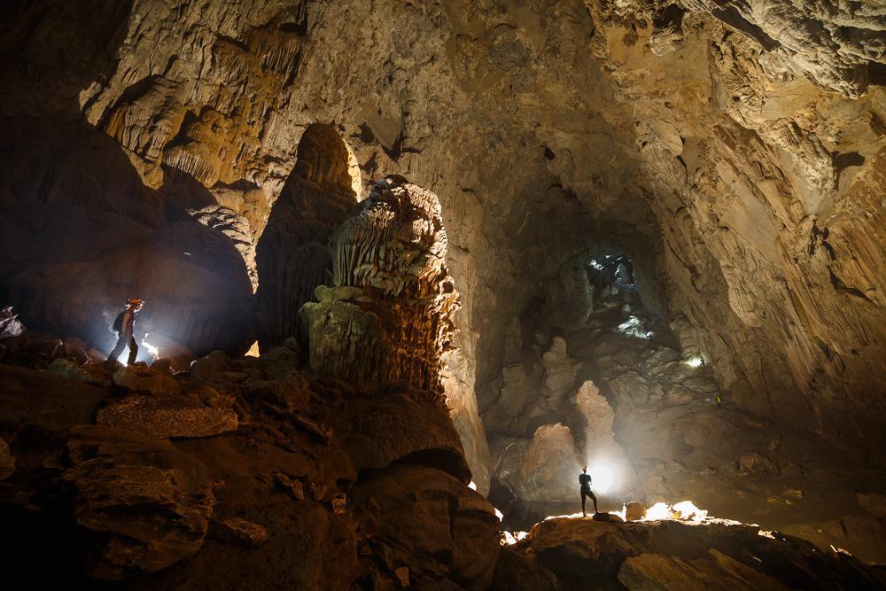 54 bức ảnh tuyệt đẹp về hang Sơn Đoòng