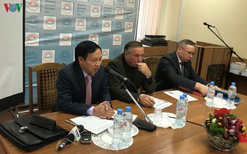 70 năm hợp tác Nga-Việt Nam: Quan hệ bền vững, hướng tới tương lai