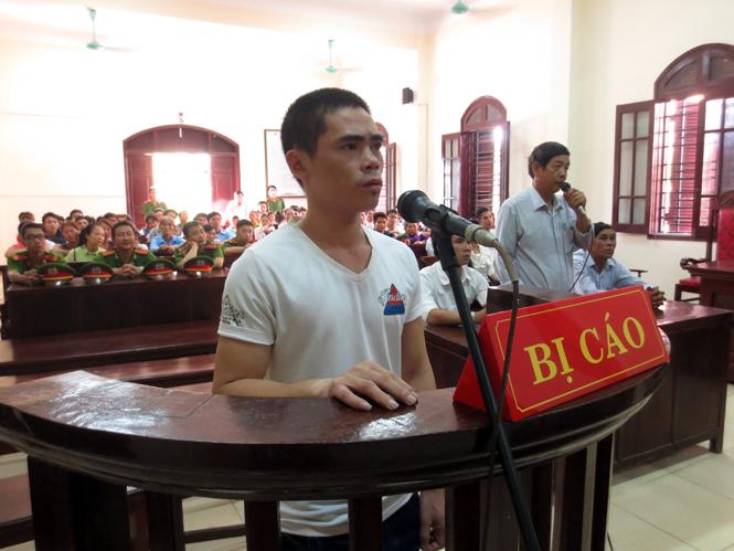 8 năm 6 tháng tù cho kẻ giết hại cô giáo ở Ngư Thủy Bắc