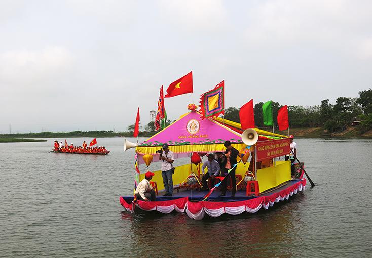 Ấn tượng lễ hội chùa Hoằng Phúc