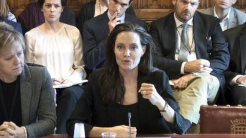 Angelina Jolie cảnh báo IS sử dụng cưỡng hiếp như vũ khí chiến tranh quy mô lớn chưa từng thấy