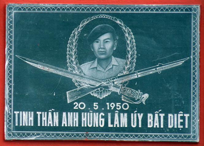 Anh hùng liệt sĩ Lâm Úy