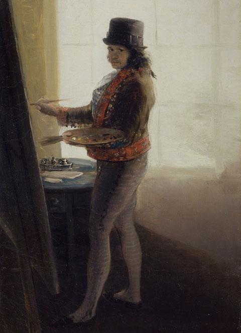 Anh lần đầu triển lãm tranh Francisco De Goya: Bậc thầy tranh chân dung