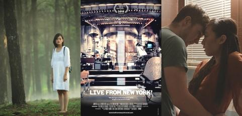 Ba phim Việt dự LHP Quốc tế London
