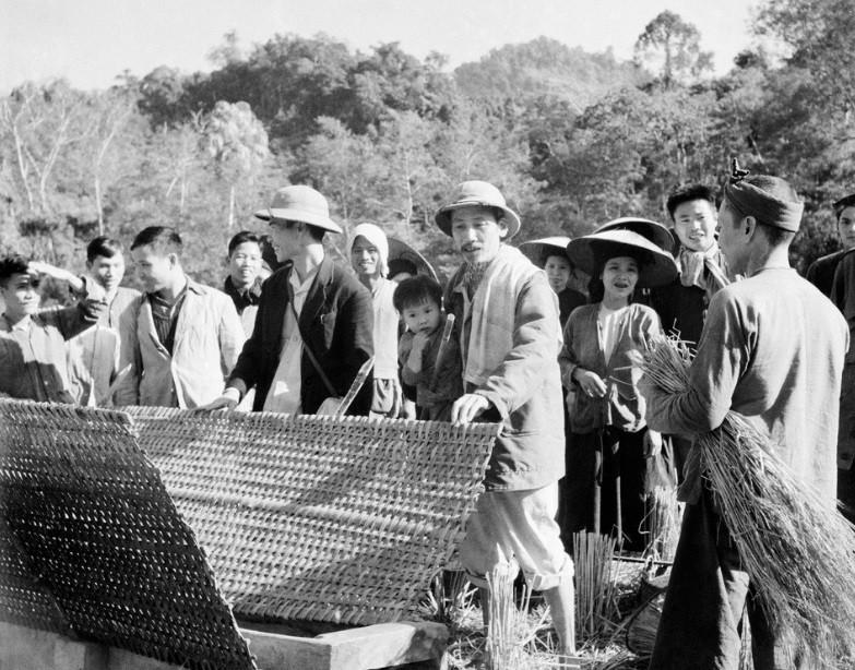 Bác Hồ trong lòng người dân Việt Bắc