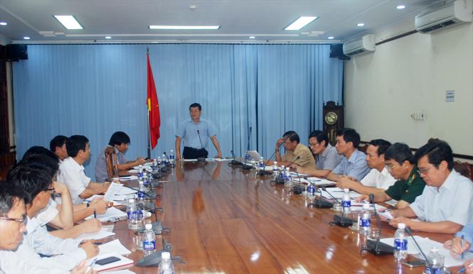 Ban Chỉ đạo phát triển du lịch tỉnh họp bàn kế hoạch hành động thực hiện Nghị quyết số 92/NQ-CP của Chính phủ