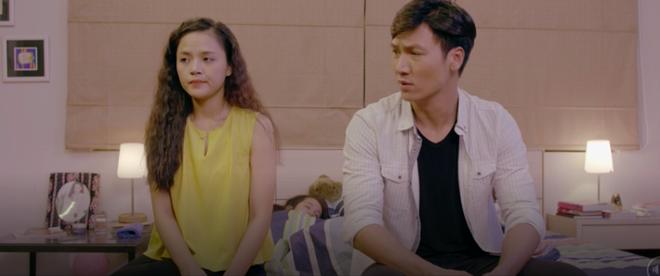 """Bạn đang mang bầu vẫn nhẫn tâm mồi chài chồng bạn, đây là ả """"hồ ly"""" đáng ghét nhất phim Việt!"""