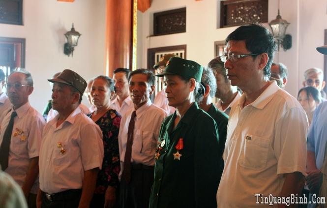 Ban liên lạc C16 Long Đại: Gặp mặt nhân kỷ niệm 46 năm đón nhận danh hiệu Anh hùng LLVTND