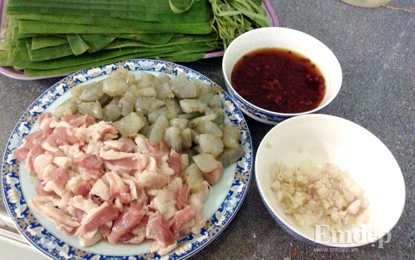 Bánh bột lọc tôm Quảng Bình - ăn ngon nhớ mãi