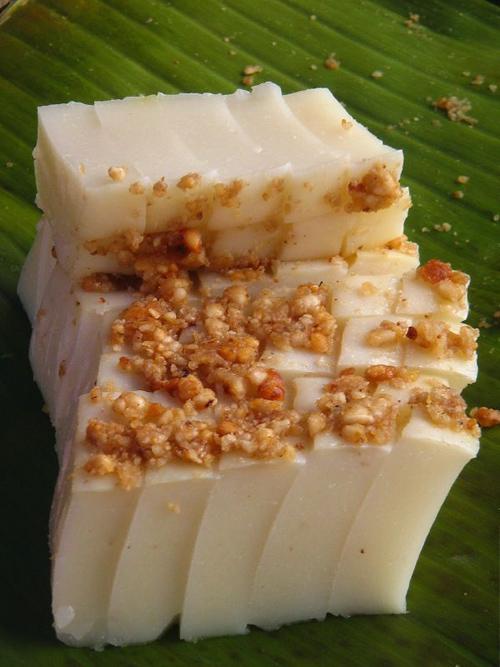 Bánh đúc Quảng Hòa