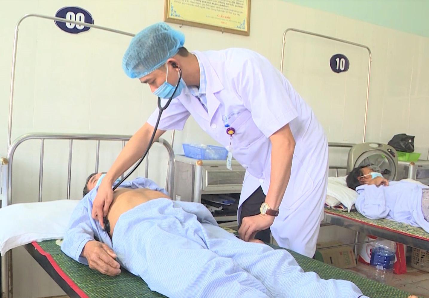 Bảo đảm khám, chữa bệnh an toàn trong mùa dịch