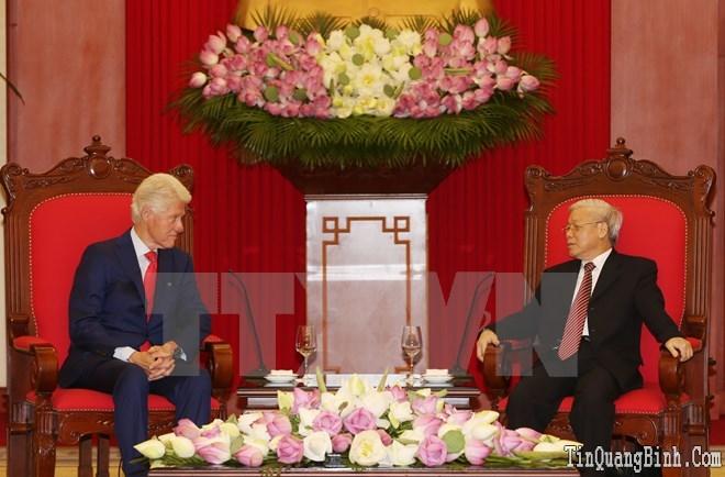 Báo giới Mỹ kỳ vọng vào chuyến thăm Mỹ của TBT Nguyễn Phú Trọng
