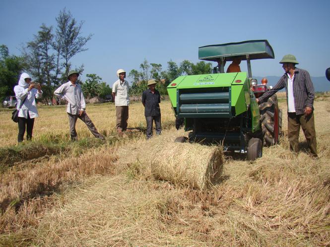 Báo Quảng Bình: Tích cực tuyên truyền xây dựng nông thôn mới