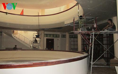 Bảo tàng Tổng hợp Quảng Bình xây 10 năm vẫn chưa hoàn thiện