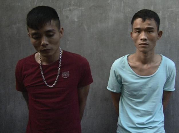Bắt giữ 2 đối tượng vận chuyển, mua bán ma túy ở Đồng Hới