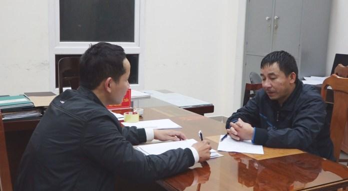 Bắt quả tang giám đốc công ty tàng trữ trái phép 50 hộp pháo hoa tại Hóa Tiến huyện Minh Hóa, tỉnh Quảng Bình.