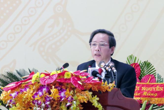 Bế mạc Đại hội đại biểu Đảng bộ tỉnh Quảng Bình lần thứ XVI, nhiệm kỳ 2015-2020