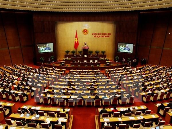 Bế mạc Kỳ họp thứ 10, Quốc hội khóa XIII-Kỳ họp của đổi mới