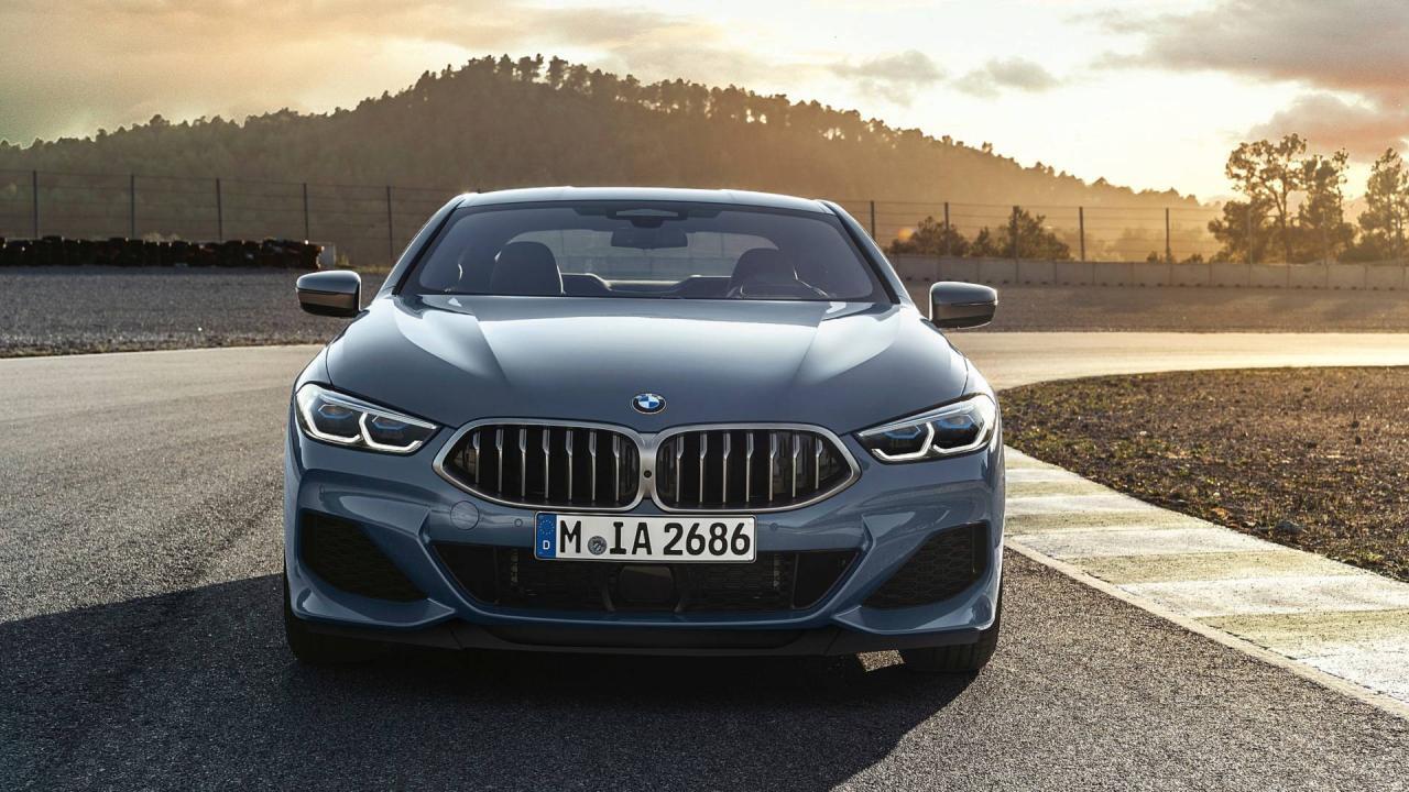BMW 8-Series 2019 chốt giá từ 116.000 USD