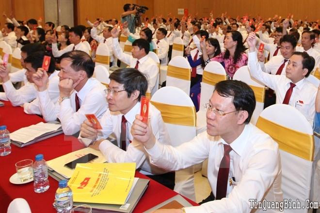 Bộ Chính trị làm việc về chuẩn bị đại hội đảng bộ trực thuộc TW