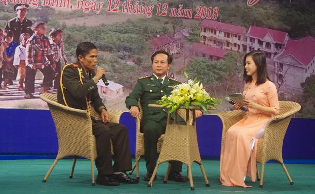 """Bộ đội Biên phòng Quảng Bình """"Nâng bước 80 em học sinh tới trường"""""""