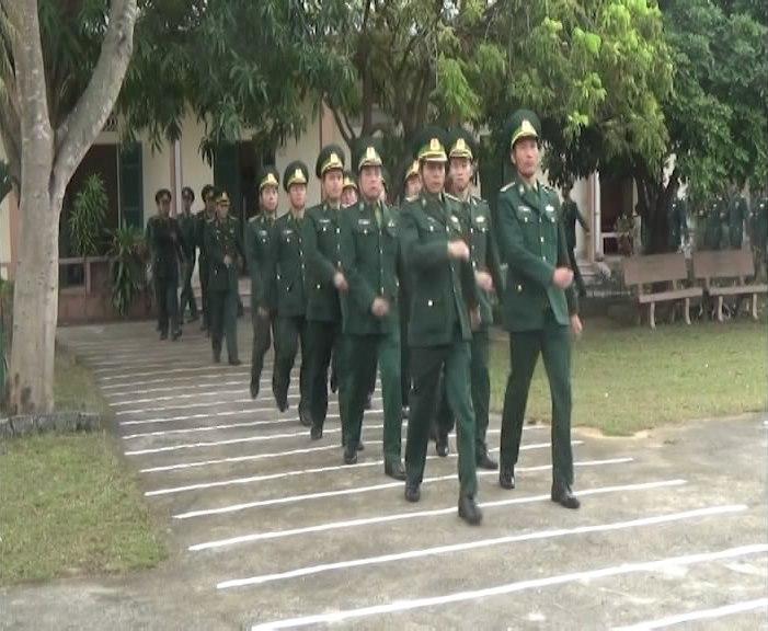 Bộ đội Biên phòng Quảng Bình ra quân huấn luyện năm 2019