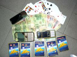 Bố Trạch: Bắt 10 vụ liên quan đến tệ nạn cờ bạc, cá độ bóng đá