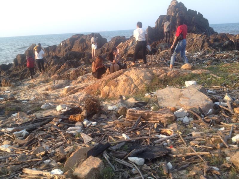 Bố Trạch: Chỉ đạo quyết liệt công tác vệ sinh môi trường tại Đá Nhảy