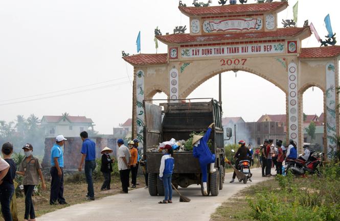 Bố Trạch: Sự bứt phá ngoạn mục trong xây dựng nông thôn mới