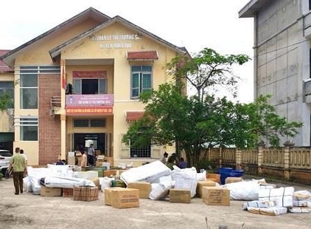 Bóc trần thủ đoạn tuồn hàng lậu qua biên giới ở Quảng Bình