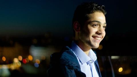 Bức hình ám ảnh từ Syria đoạt giải ảnh báo chí quốc tế Fujairah