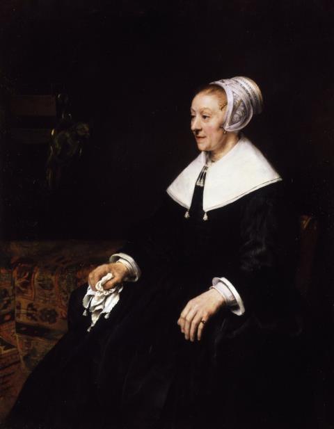 Bức tranh 'Catrina Hooghsaet' trị giá hơn 1.000 tỷ có nguy cơ phải rời nước Anh sau 250 năm
