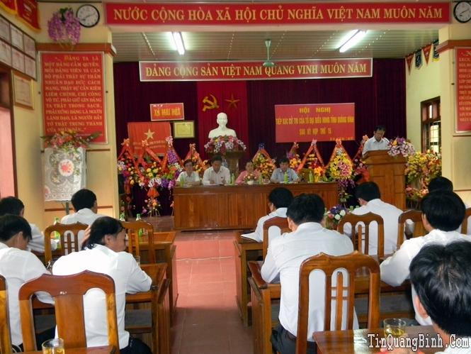 Các đại biểu HĐND tỉnh tiếp xúc cử tri sau kỳ họp thứ 15, HĐND tỉnh khoá XVI