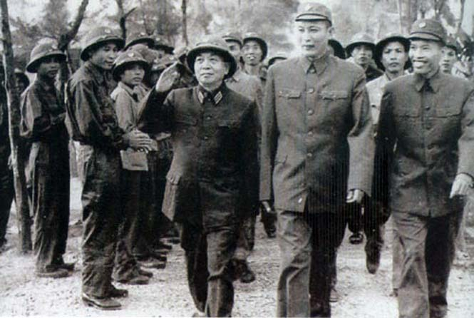 Các tướng lĩnh QĐND Việt Nam quê hương Quảng Bình