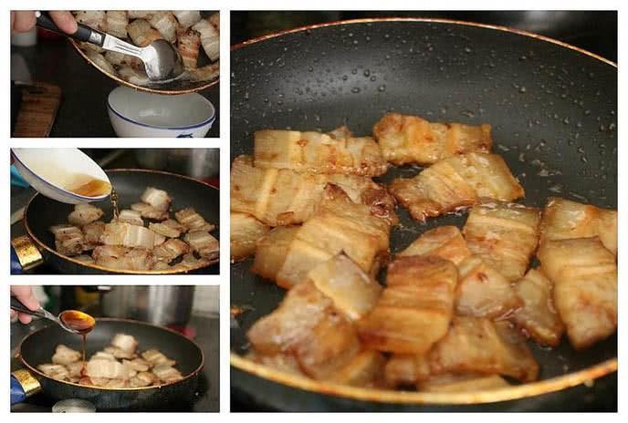 Cách làm thịt ba chỉ rang cháy cạnh cực ngon mà đơn giản