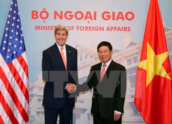 """""""Cần 20 năm nữa để đi từ hàn gắn đến xây dựng quan hệ Việt Nam-Hoa Kỳ"""""""