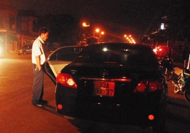 """Cảnh cáo thanh tra giao thông vì """"quậy"""" CSGT"""
