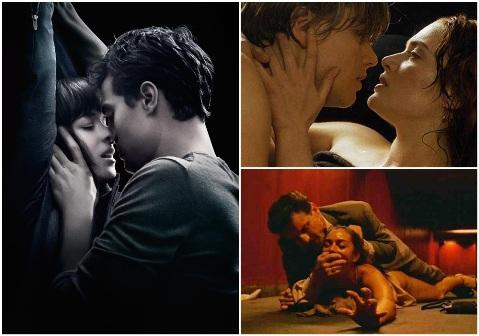 Cảnh nóng trong phim phương Tây dài đến mức nào?