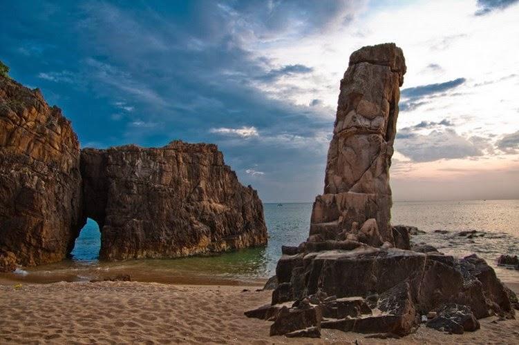 Cảnh sắc đẹp mê hồn trên quê hương Quảng Bình