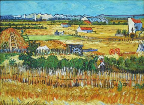 Cảnh sát Đan Mạch bắt giữ kẻ bán tranh Van Gogh giả