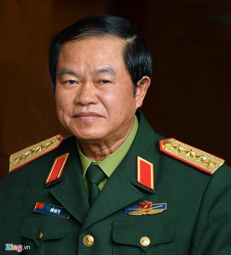 Chân dung 14 Đại tướng trong Quân đội Nhân dân Việt Nam