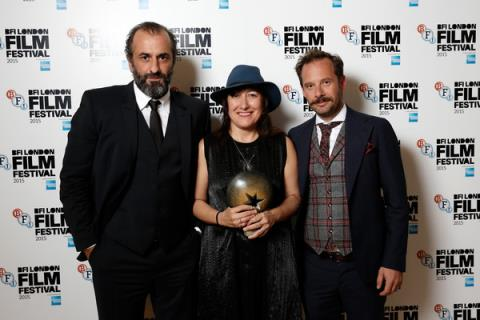 'Chevalier' phim hài về đàn ông đoạt giải Phim hay nhất tại LHP 'tôn vinh phụ nữ'