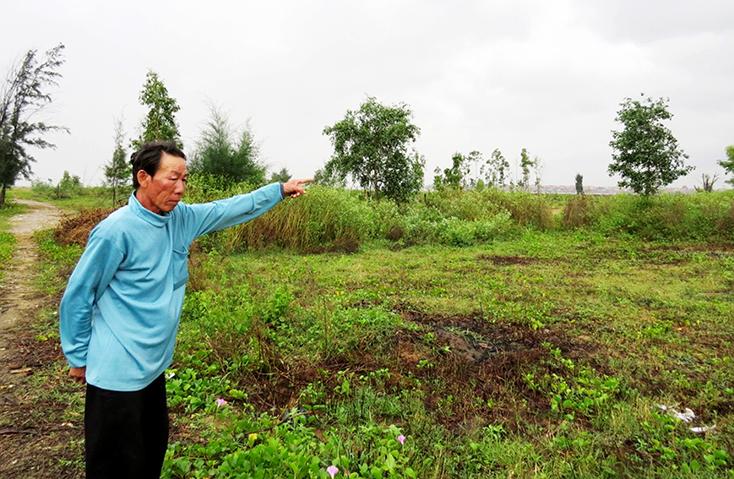 """Chính quyền xã Quảng Phú có """"vô cảm"""" trước đơn cầu cứu của dân?"""