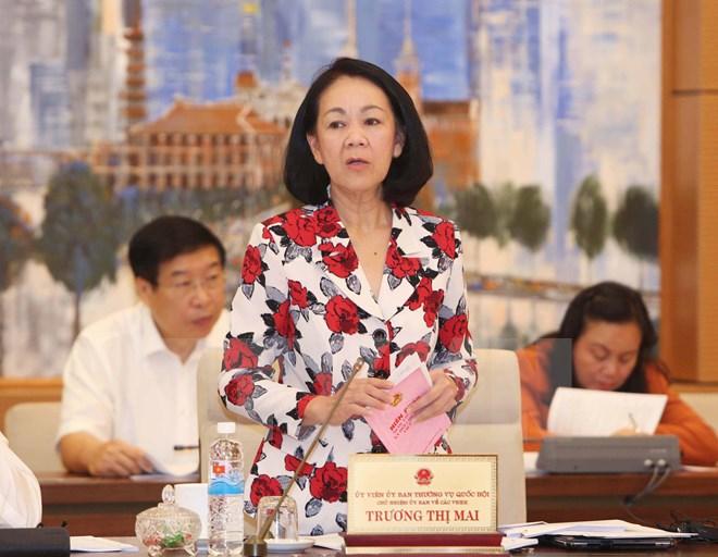 Cho ý kiến dự án Luật hoạt động giám sát của Quốc hội, HĐND