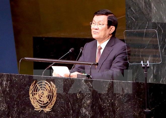 Chủ tịch nước: Việt Nam sát cánh cùng LHQ bảo đảm bình đẳng giới